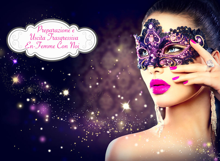 34051359 - sexy woman wearing carnival mask over holiday dark background
